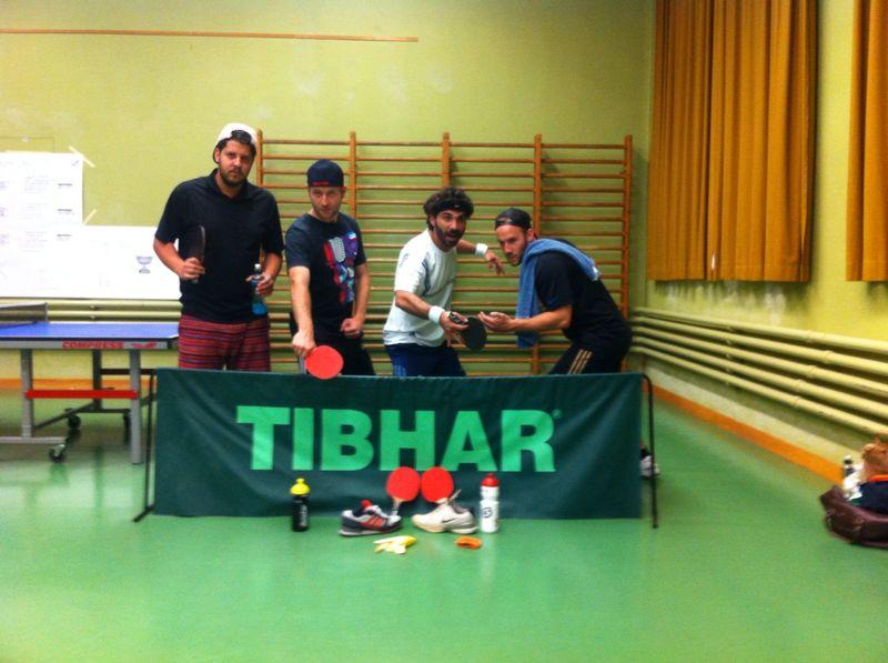 Gabriel Lysser, Kim Hipp, Maurizio Villani & Philipp Hammer